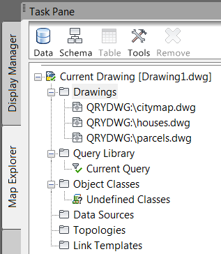 Programmatically Attach and Detach DWG files in AutoCAD Map