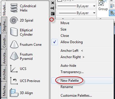 AutoloaderTool Palette support - AutoCAD DevBlog