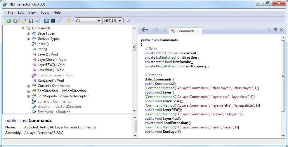 A rich source of AutoCAD  NET sample code - AutoCAD DevBlog