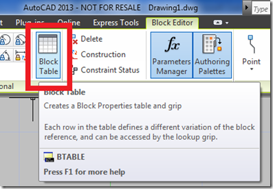 Reading the Block Table of a Dynamic Block - AutoCAD DevBlog