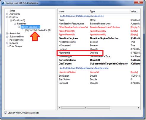 Snoop Civil 3D 2014 Database - Infrastructure Modeling DevBlog