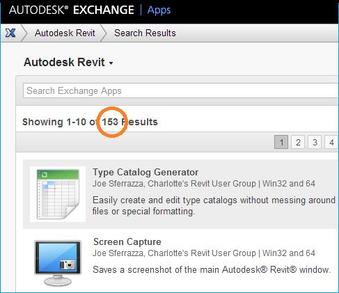 2013 0823 150 Revit apps