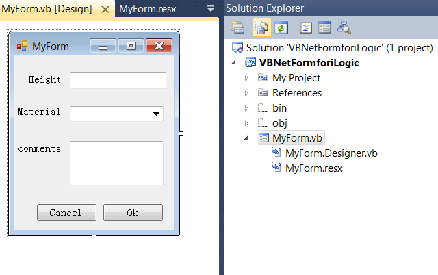 Use VB NET dialog in iLogic - Manufacturing DevBlog