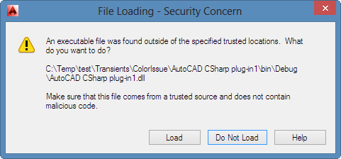 All you need to know about AutoCAD SECURELOAD AU 2013 - AutoCAD DevBlog