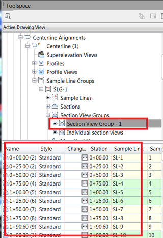 how to create single views in autocad