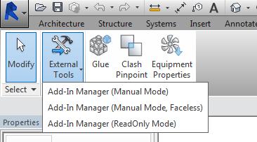 Revit 2015 Add-In Manager - AEC DevBlog