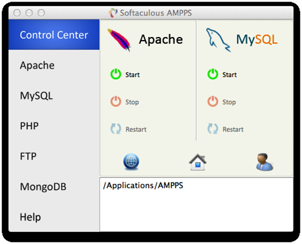 Installing Apache HTTP Server on Mac OSX
