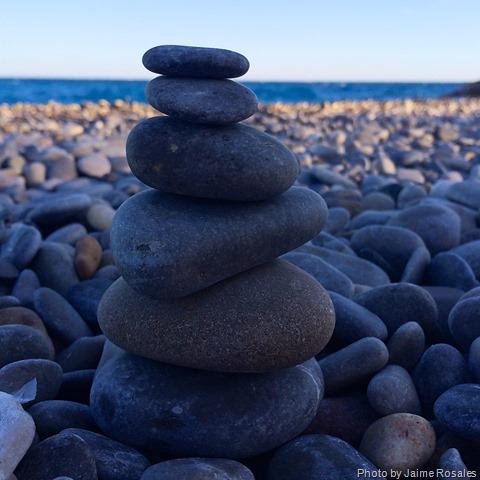 Balance Rocks French Riviera