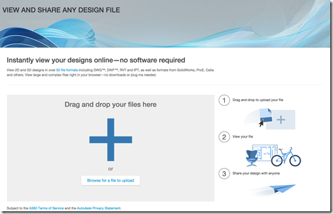 View and Share any design file
