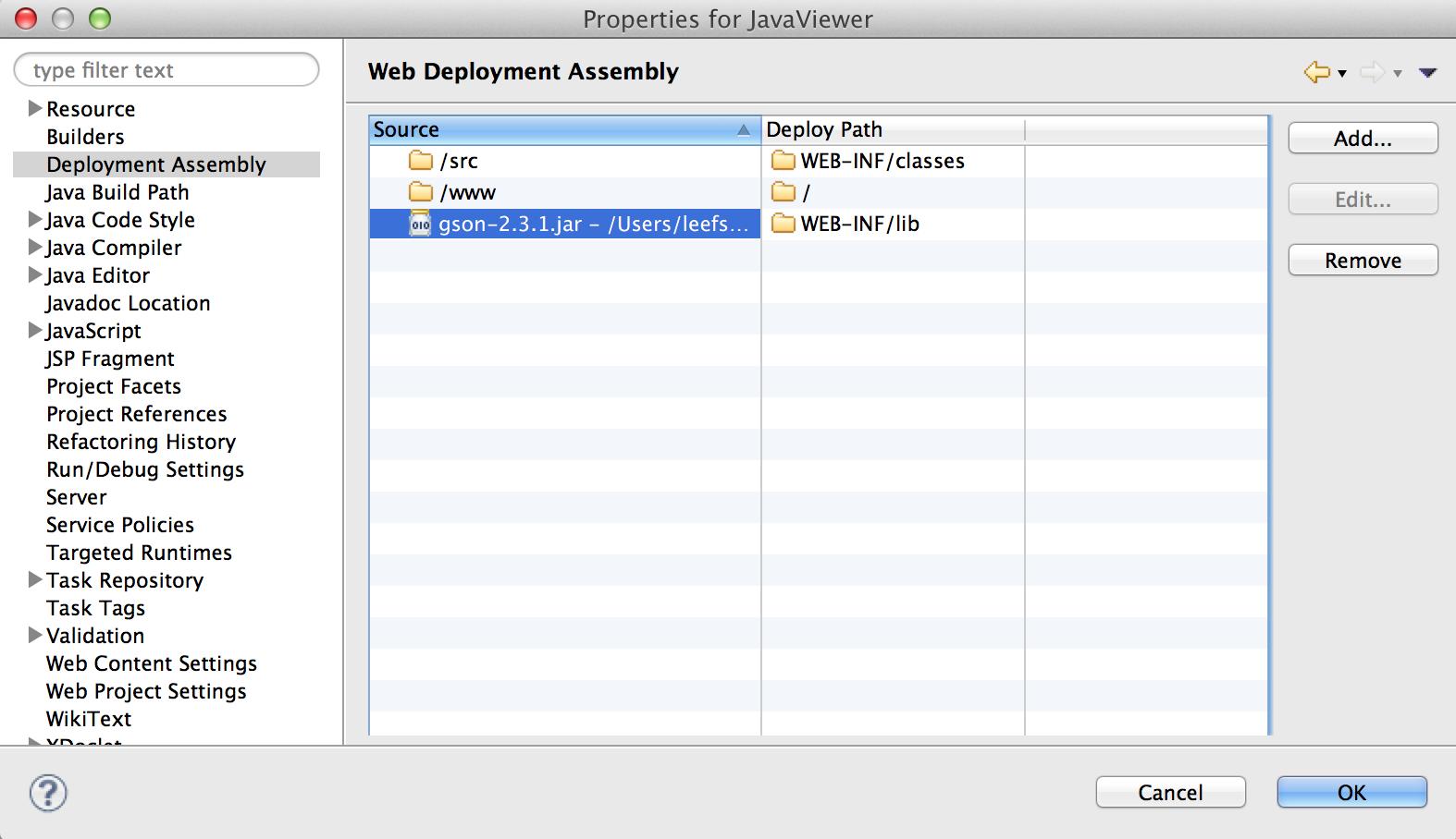 Become a Java EE developer - Part II: Basic RESTful API from