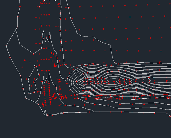 Contour Line Drawing In Autocad : What is the importance of autocad in civil engineering quora