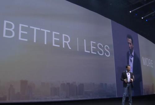 More_better_less