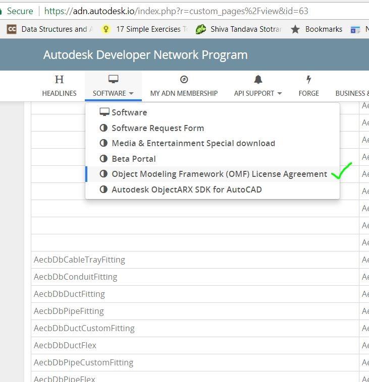 AutoCAD DevBlog: ObjectARX